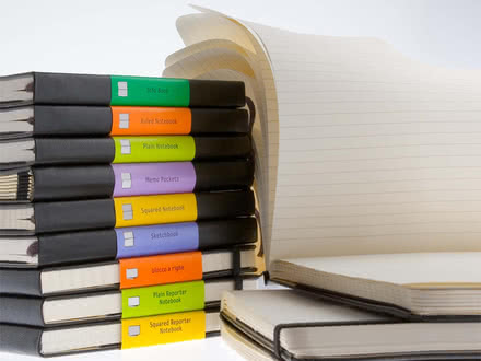 Moleskine - Notebooks and address books