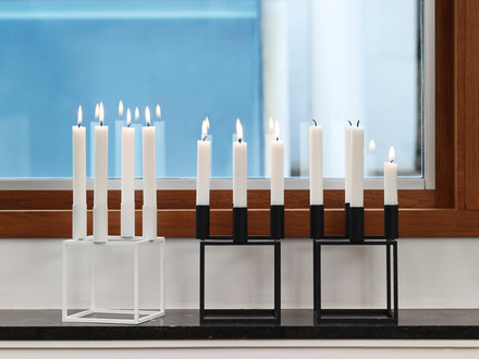 rooms: candle holders