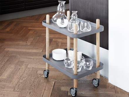 Ambience image: Rooms - serving trolleys
