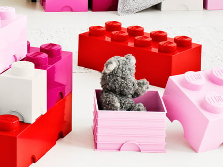 The Storage Bricks by Lego