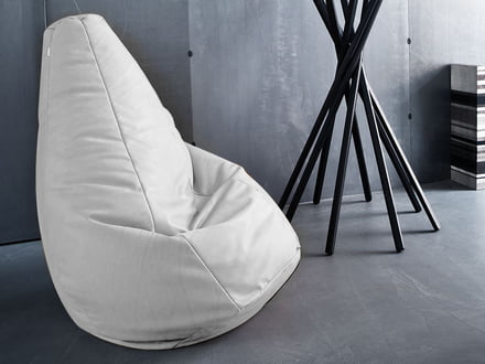 Beanbag chair Sacco by Zanotta
