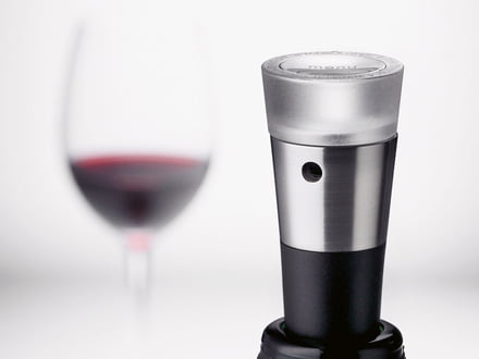Menu Vacuum Stopper wine accessories