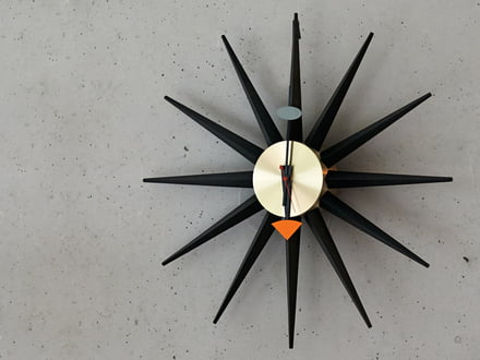 Vitra - Clocks Collection