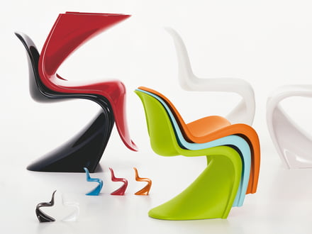 Vitra - Panton Chair Collection