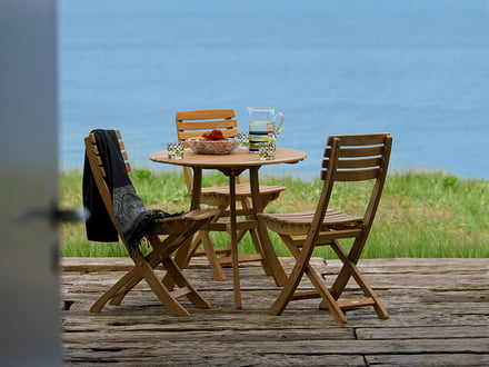Garden furniture by Skagerak