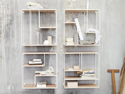 Korridor - AnyWhere shelving system collection