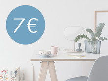 Category: 7 Euros Connox voucher from 60 Euros
