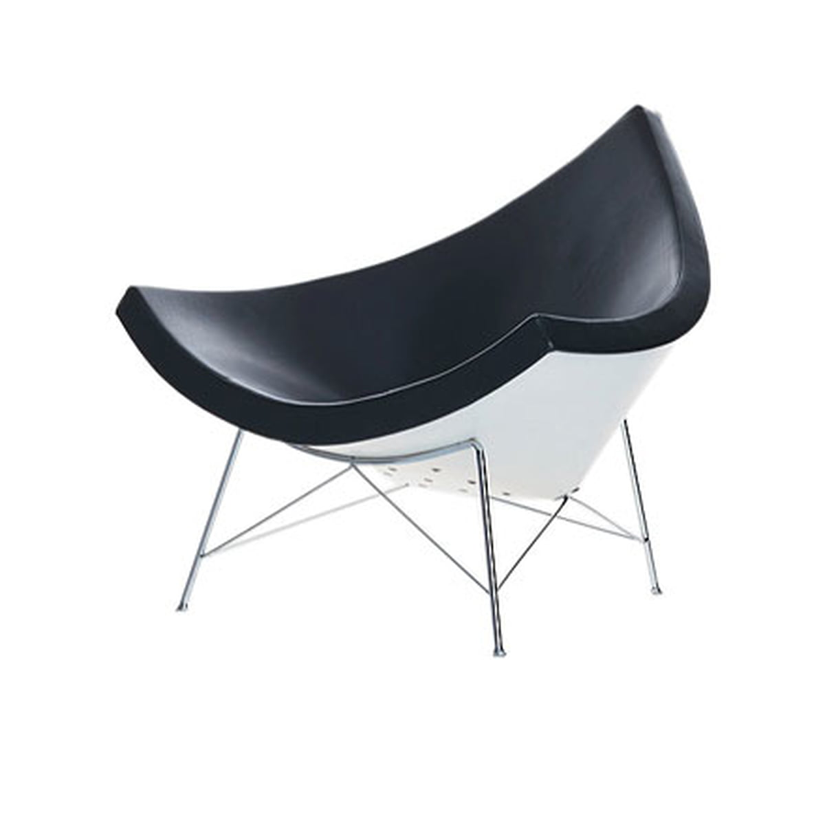 coconut chair vitra shop. Black Bedroom Furniture Sets. Home Design Ideas