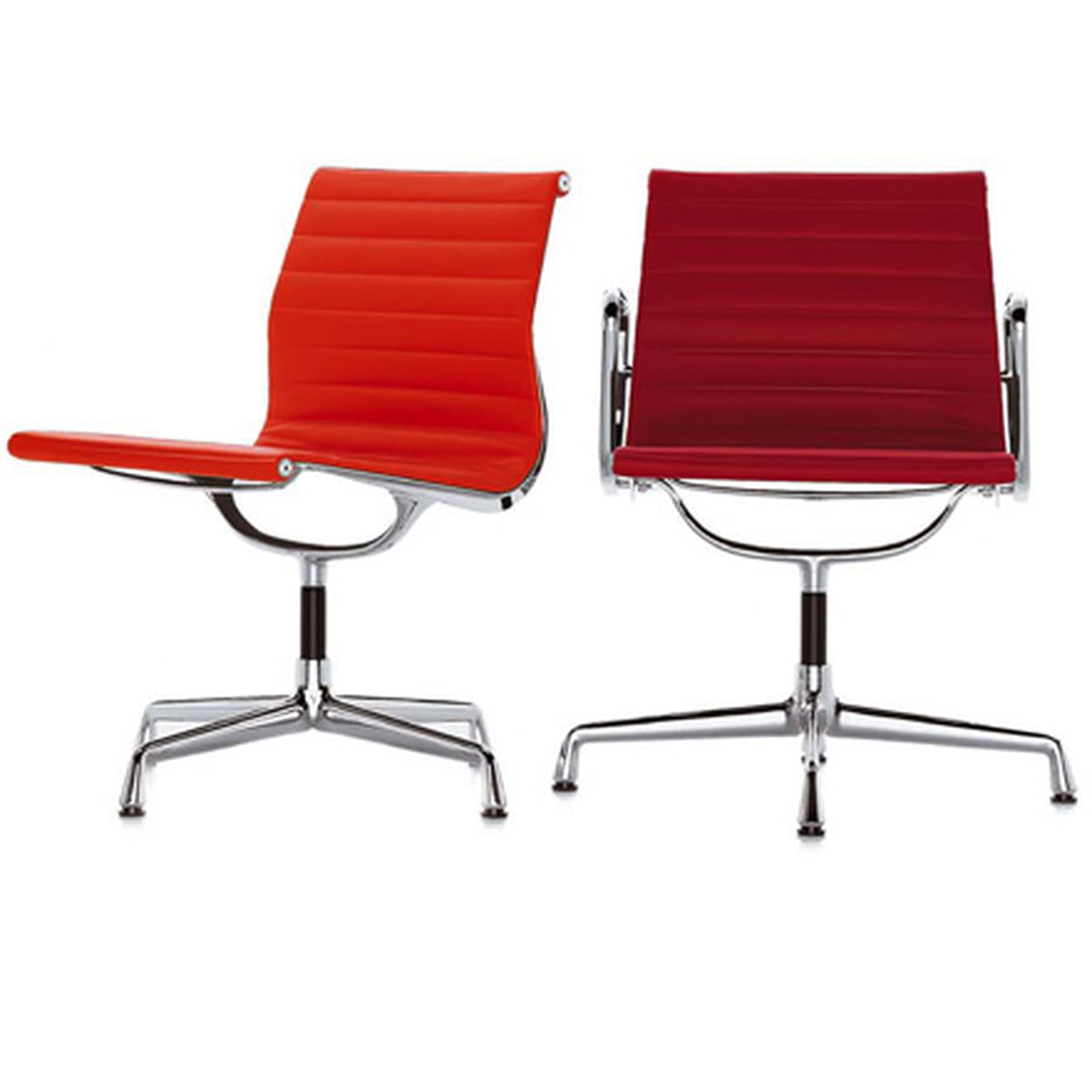 aluminium group 108 alu chair by vitra