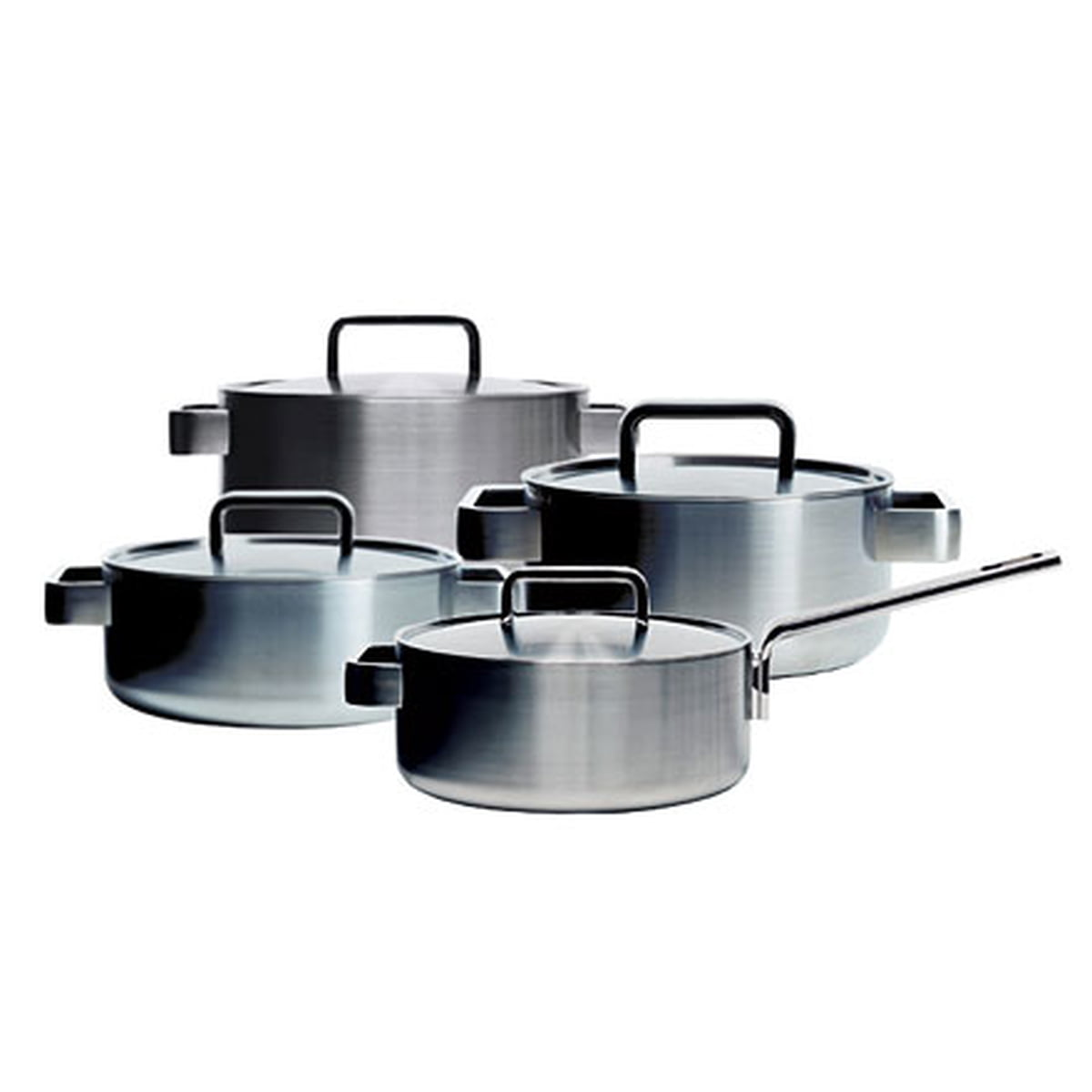 Tools Pots & Pans Set by Iittala | Connox Shop | {Töpfe 36}