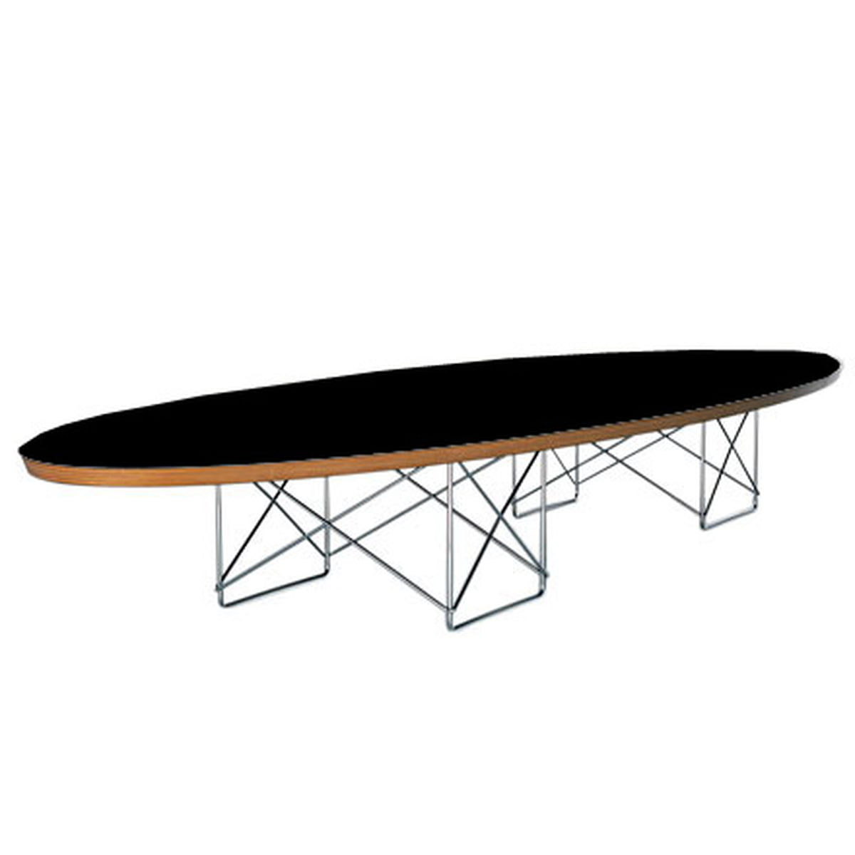 Elliptical table etr vitra shop for Vitra eames prix