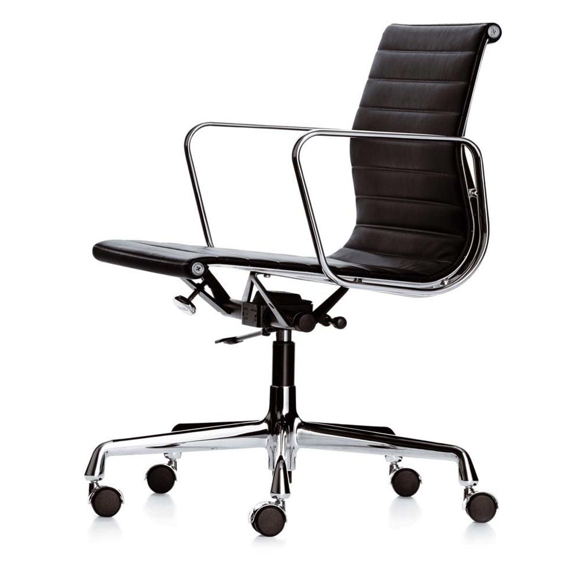vitra aluminium group ea 117 office chair aluminium chair ea 108