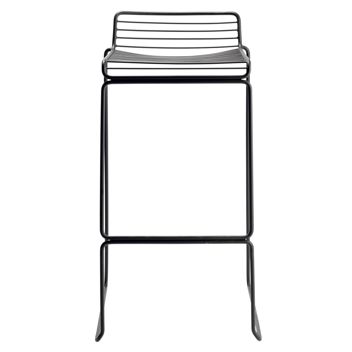 Hee bar stool by hay in the shop for Barhocker coma