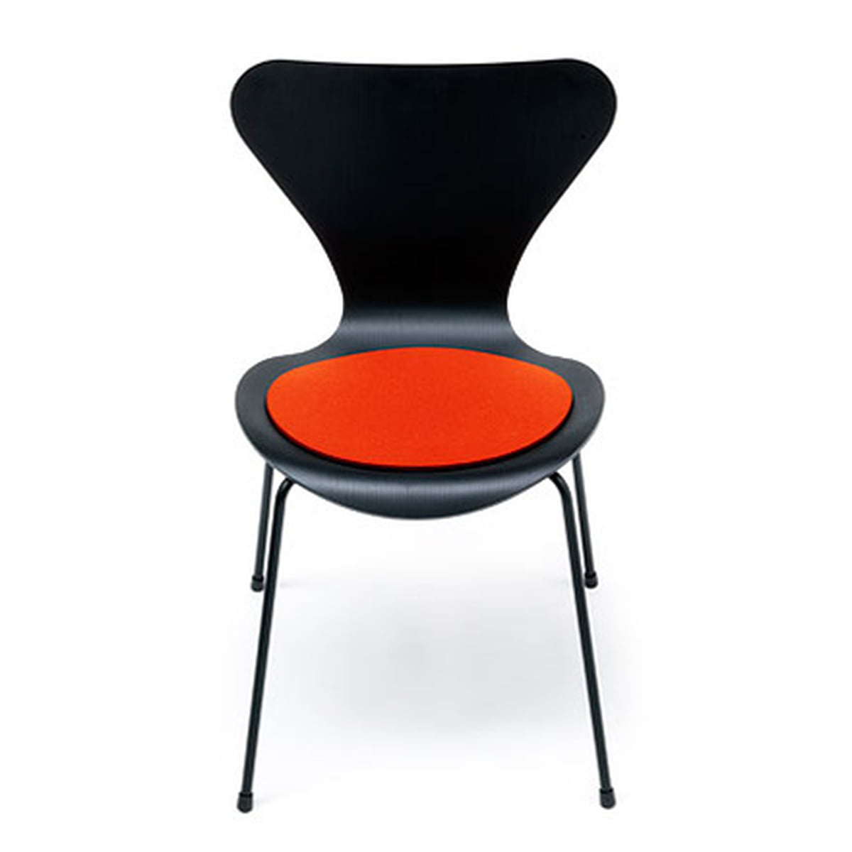 Jacobsen Series 7 Chair Hey Sign Felt Cushion For Jacobsen Series 7 Chair