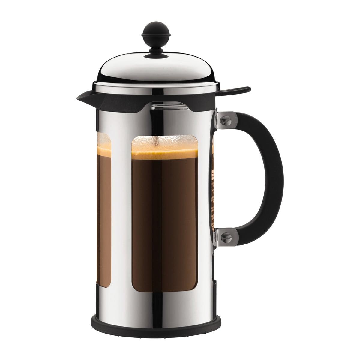 bodum chambord spill proof coffee maker. Black Bedroom Furniture Sets. Home Design Ideas