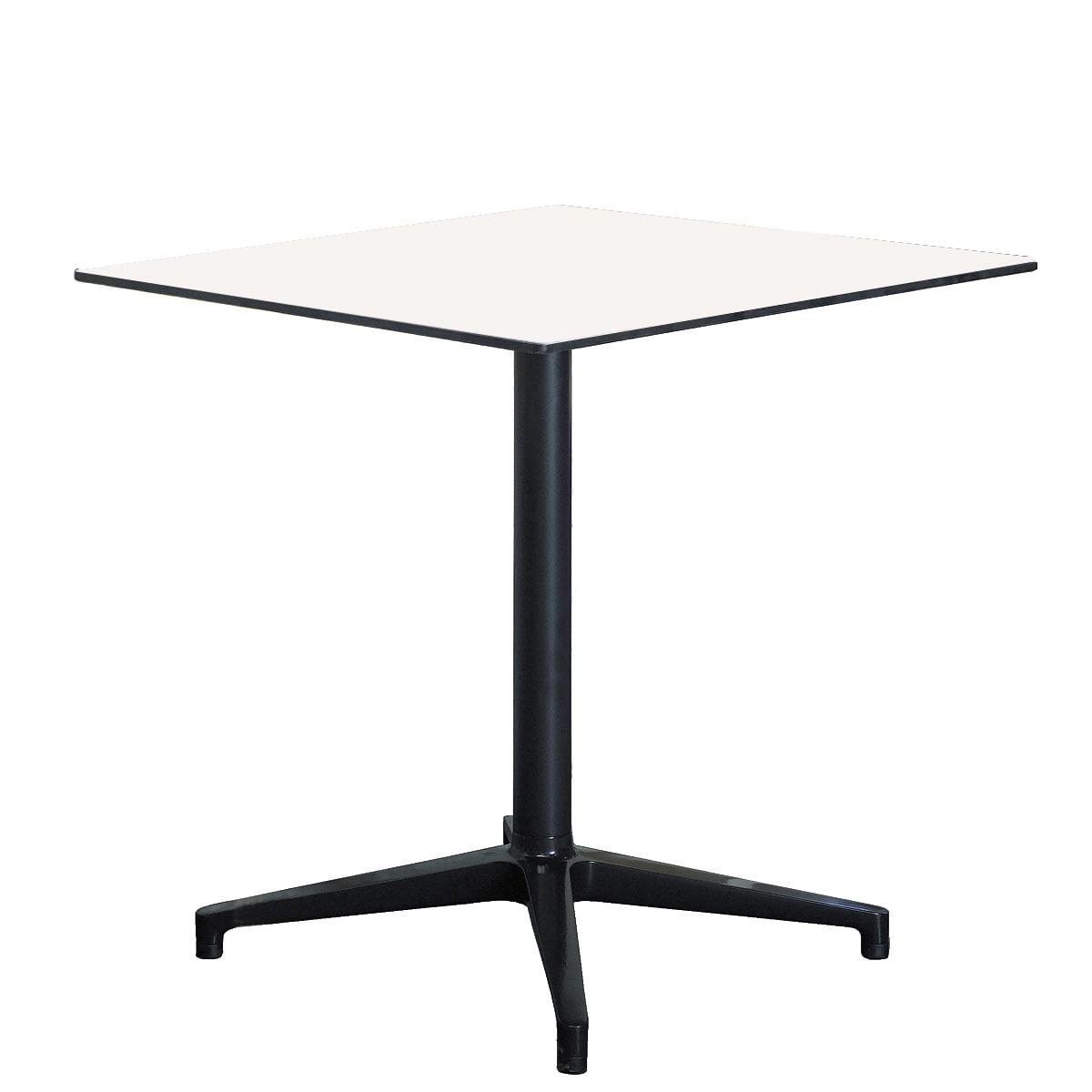 Vitra Bistro Table, Rechteckig, 79,6 X 64 Cm, Weiß