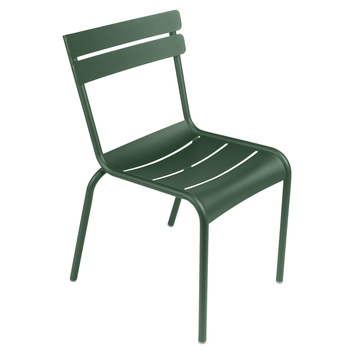 Luxembourg garden chair fermob shop for Table et chaise de jardin en aluminium