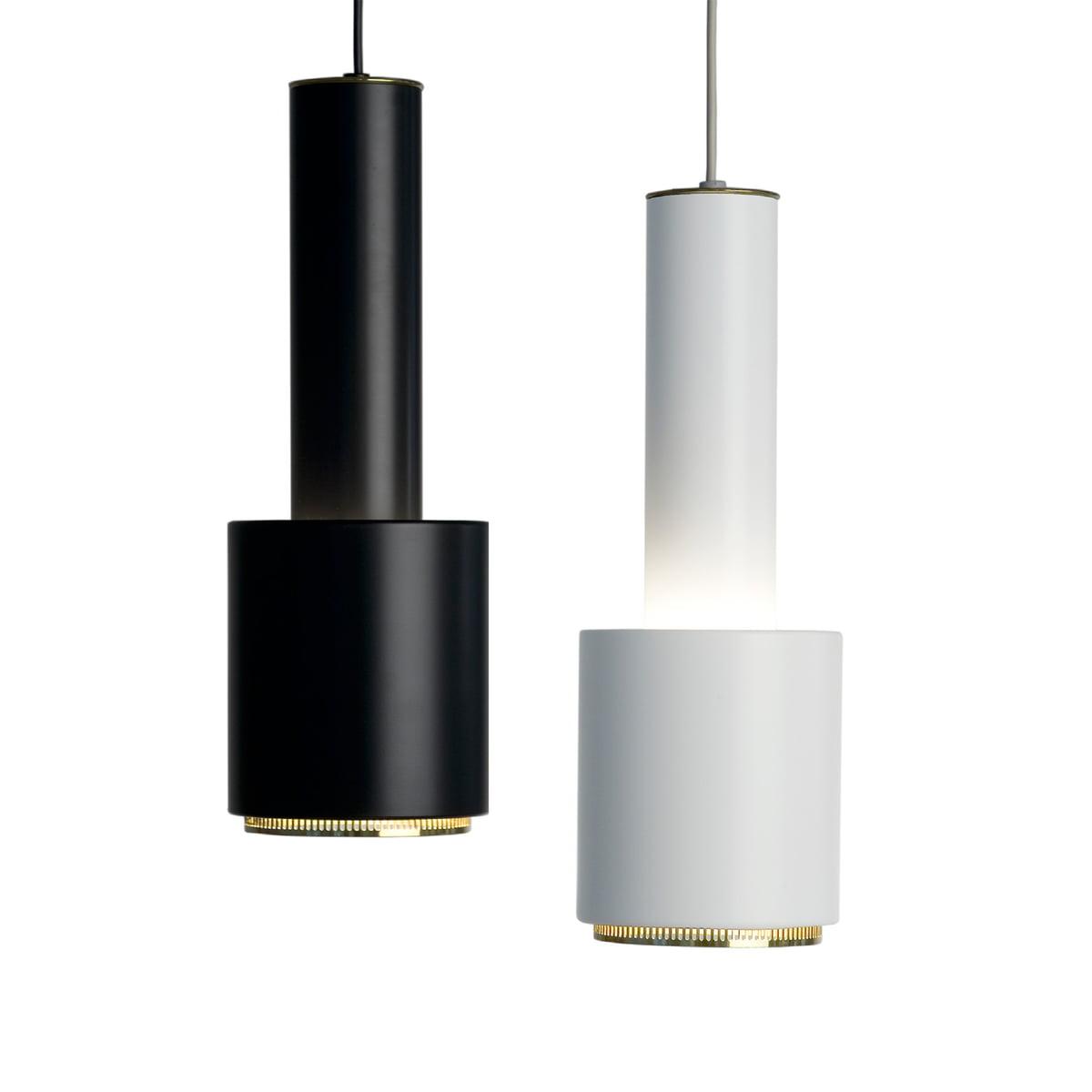 pendant lamp a110 hand grenade by artek. Black Bedroom Furniture Sets. Home Design Ideas