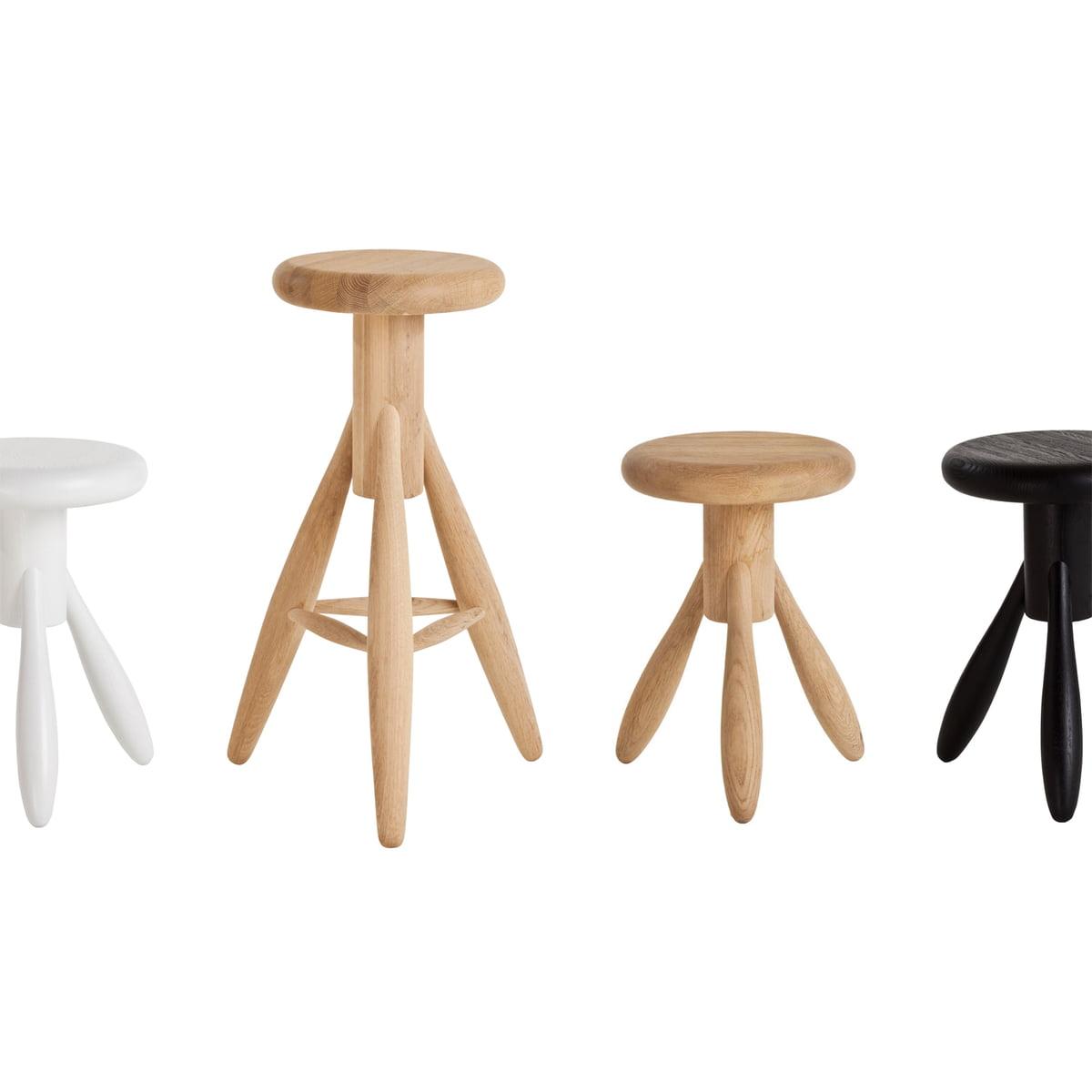 baby rocket stool  artek  shop - artek  rocket stool group