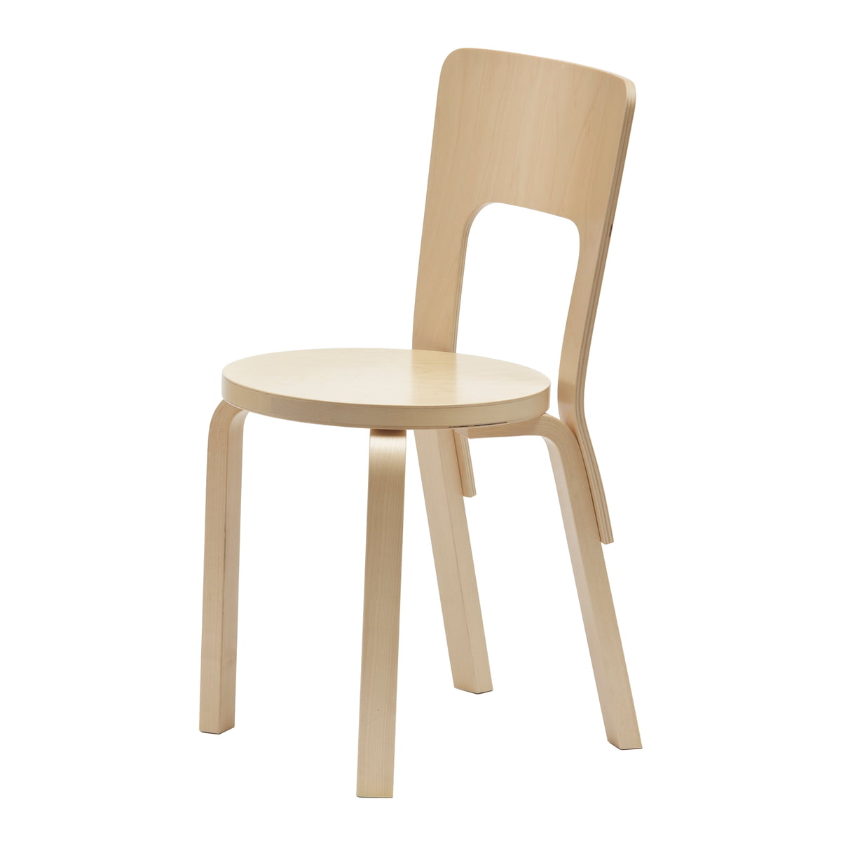Chair 66 by artek in our shop for Chaise 66 alvar aalto