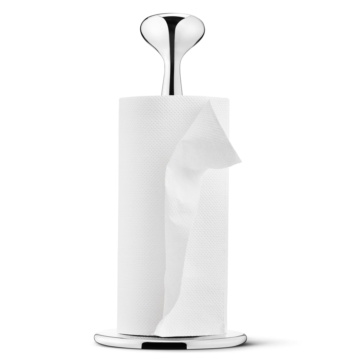 White Kitchen Roll Holder georg jensen alfredo kitchen roll holder