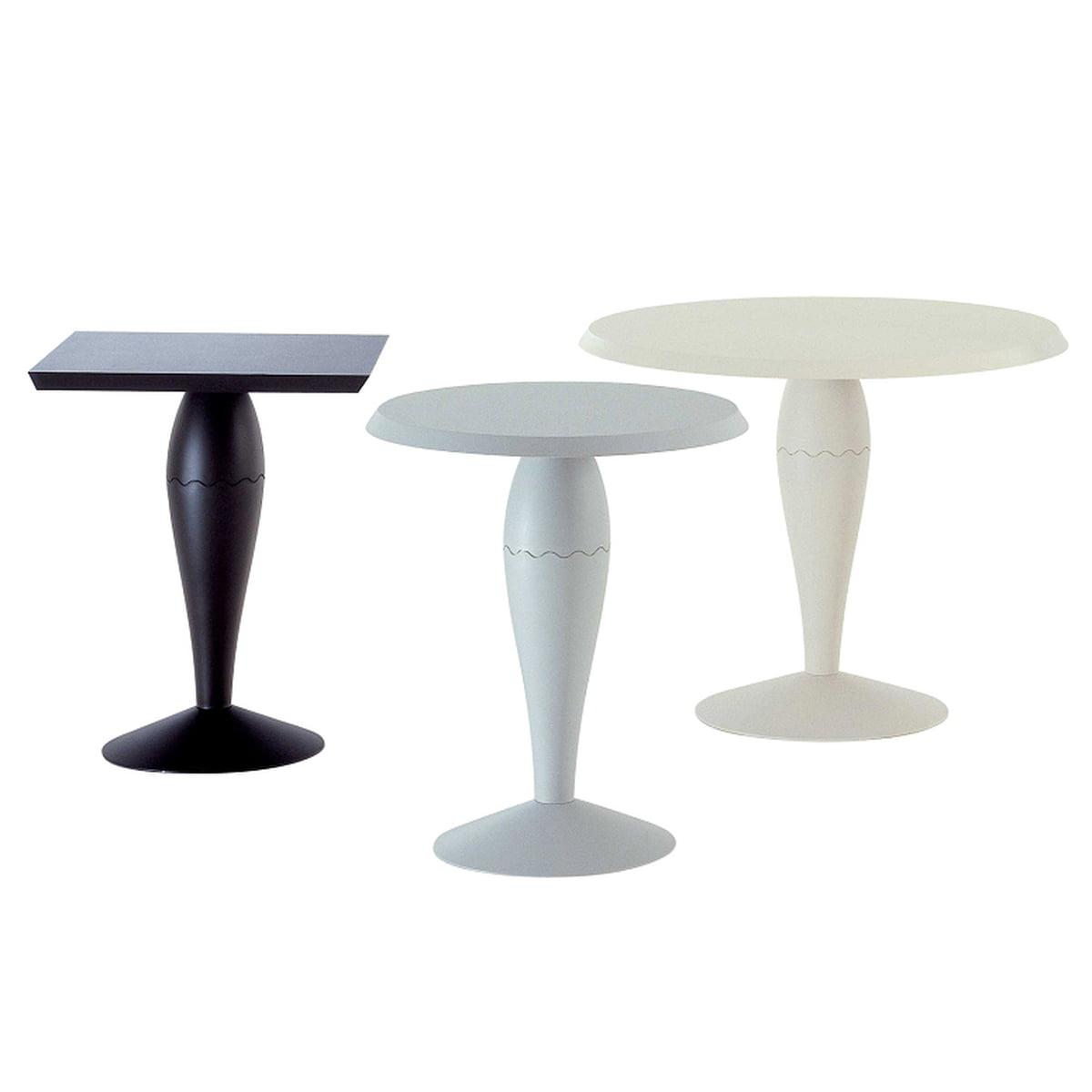Kartell Round Table Miss Bal Bistro Table Kartell Shop