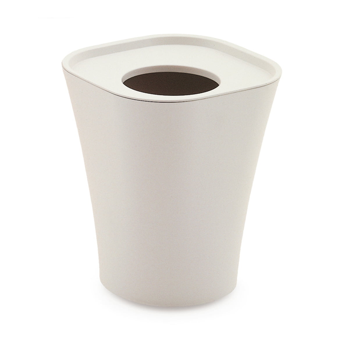 Wastepaper Basket Impressive Trash Wastepaper Basket  Magis  Connox Shop Design Inspiration