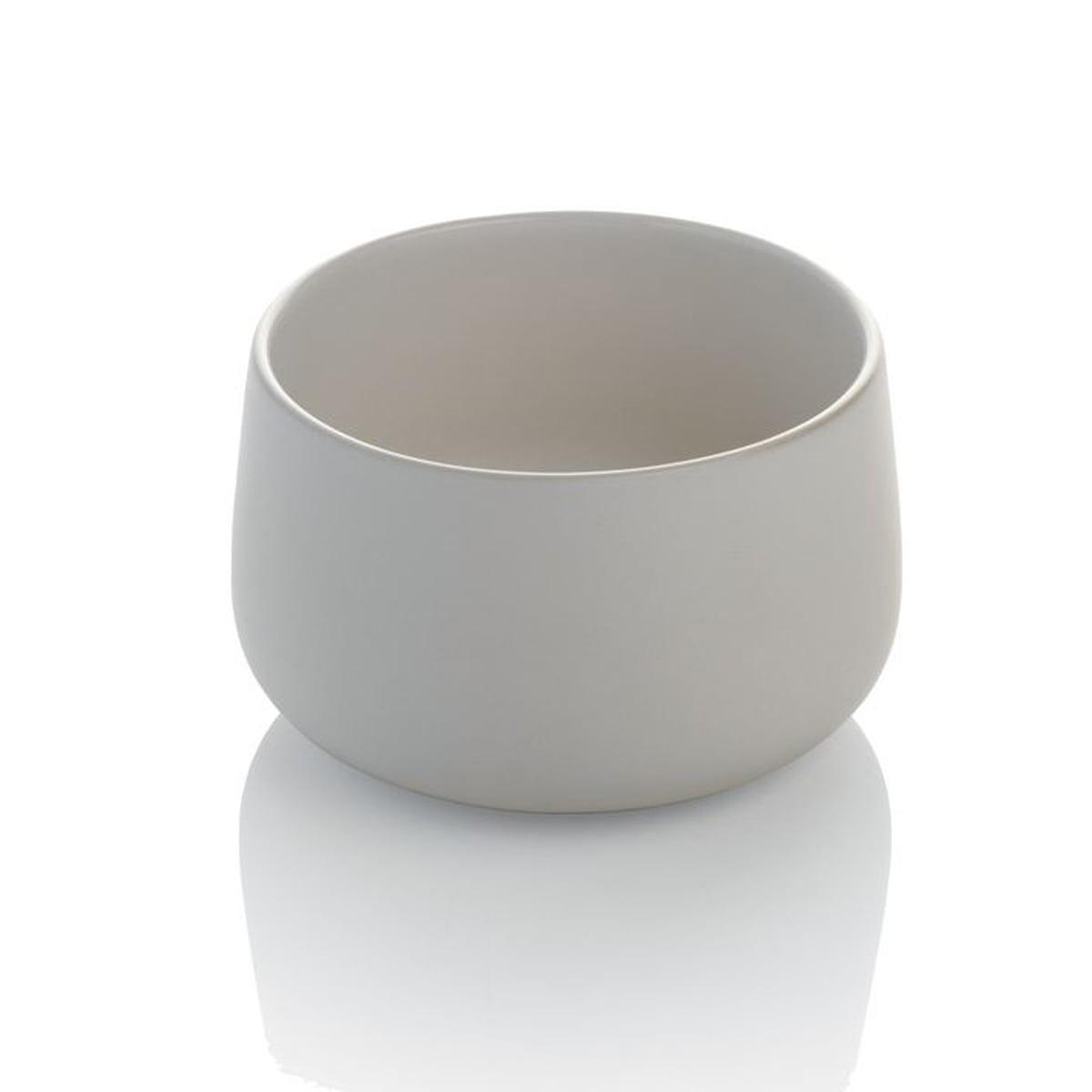 ovale dessert bowl  alessi  shop - alessi  dessert bowl