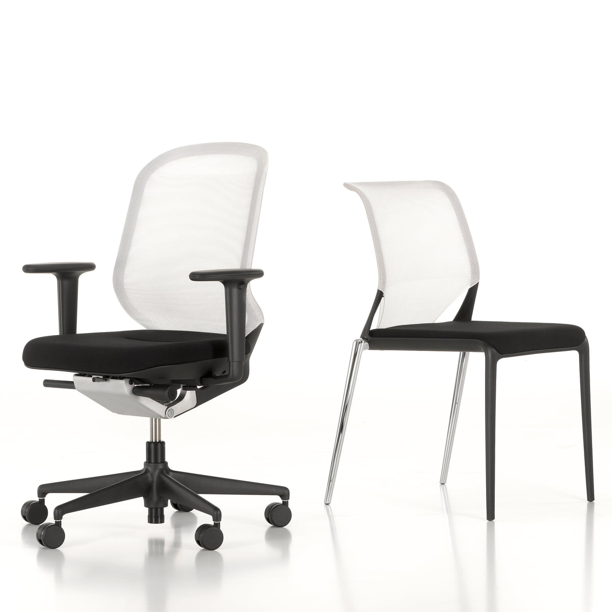 medapal office swivel chair by vitra. Black Bedroom Furniture Sets. Home Design Ideas