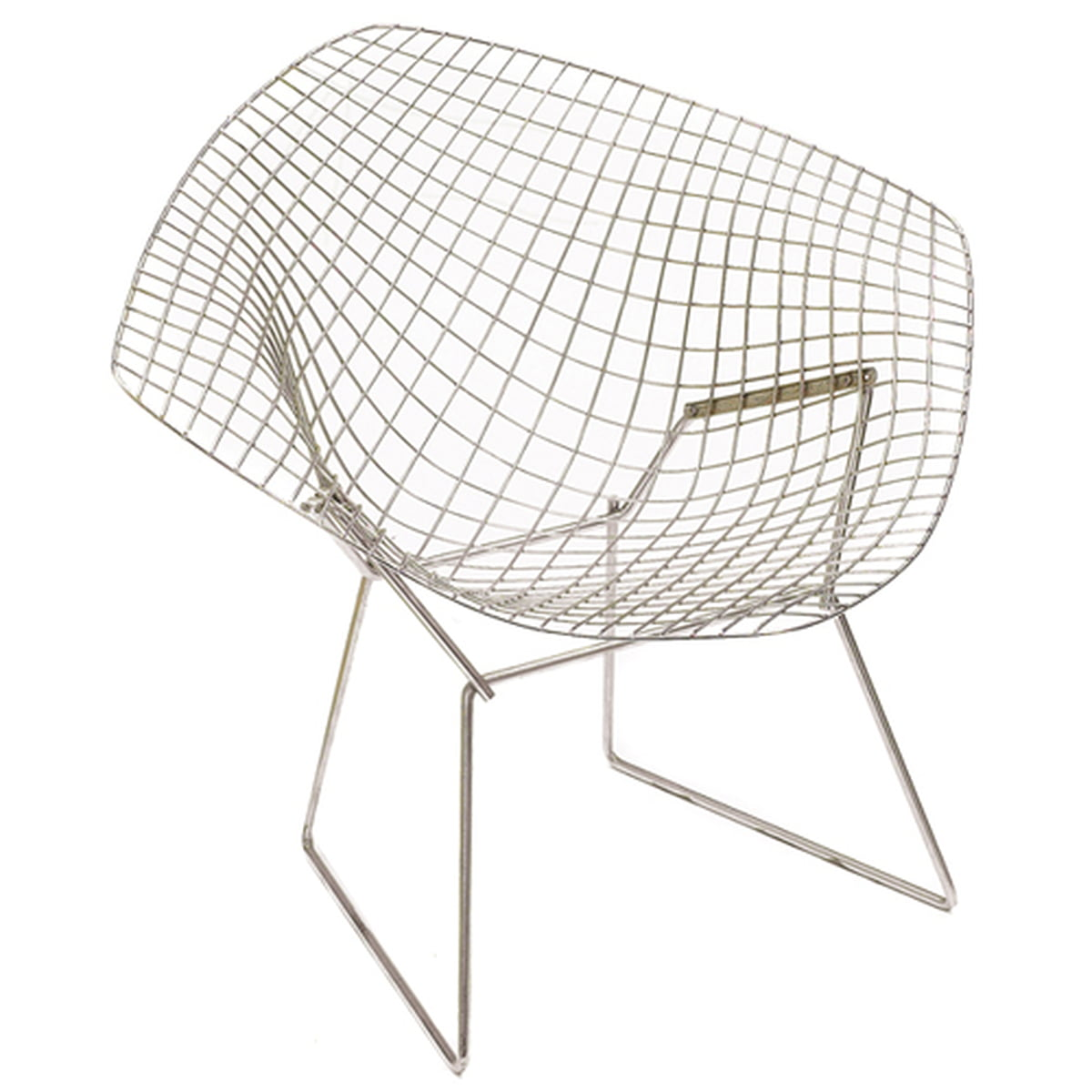 bertoia diamond lounger  knoll  shop - knoll  bertoia diamond lounger