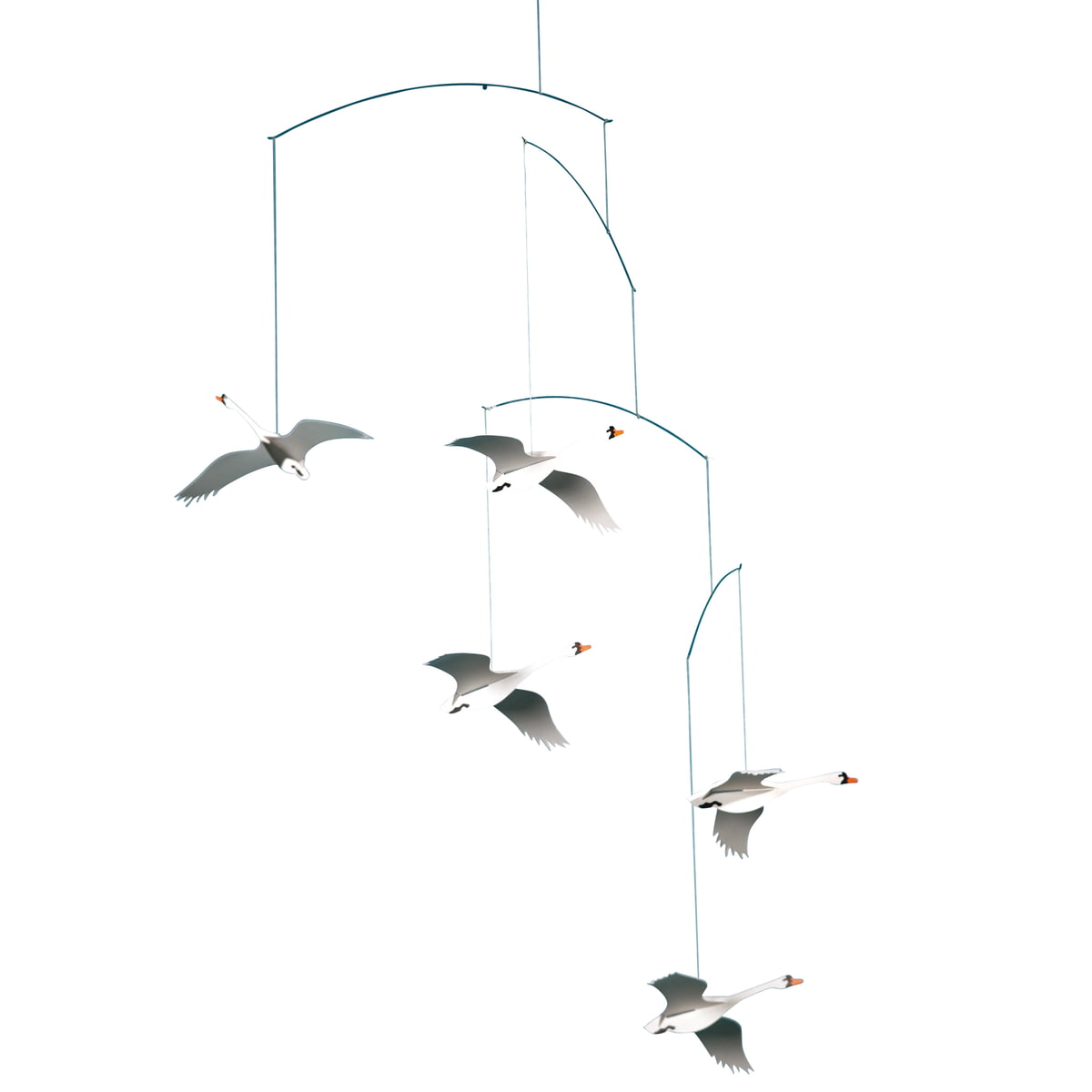 flensted mobiles scandinavian swans - flensted mobiles  scandinavian swans