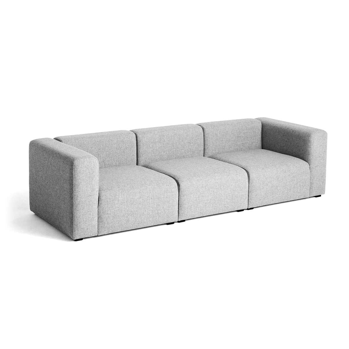 Mags sofa 3 seater hay shop for Sofa 3 sitzer