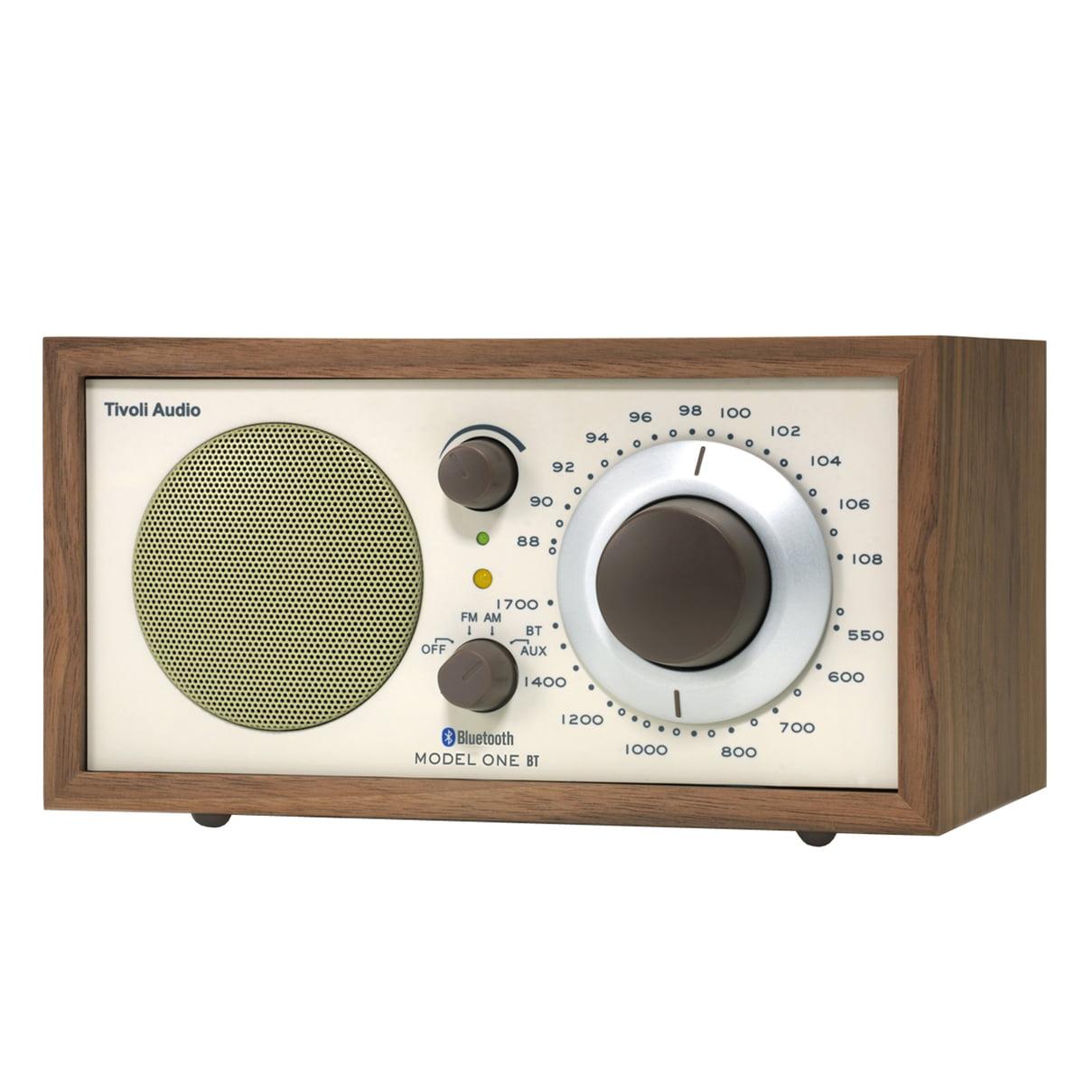 the tivoli audio model one bt in the interior design shop. Black Bedroom Furniture Sets. Home Design Ideas