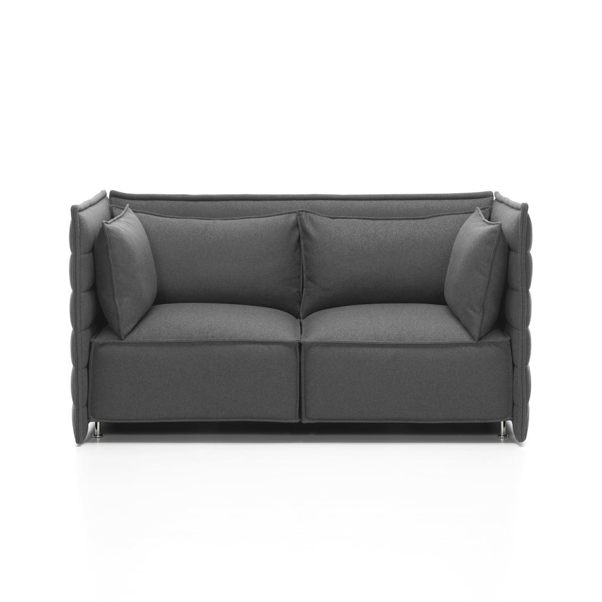 vitra sofa alcove highback gebraucht refil sofa. Black Bedroom Furniture Sets. Home Design Ideas