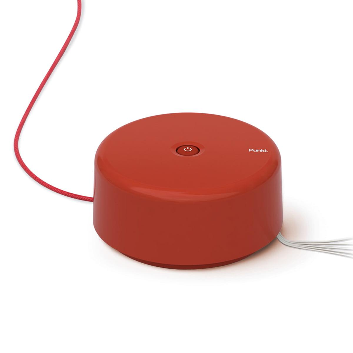 Multiple socket es 01 by punkt for Connox com