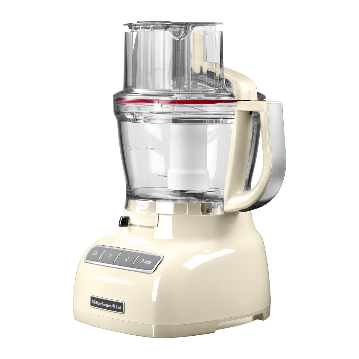 KitchenAid   Food Processor, 3,1 L, Cream