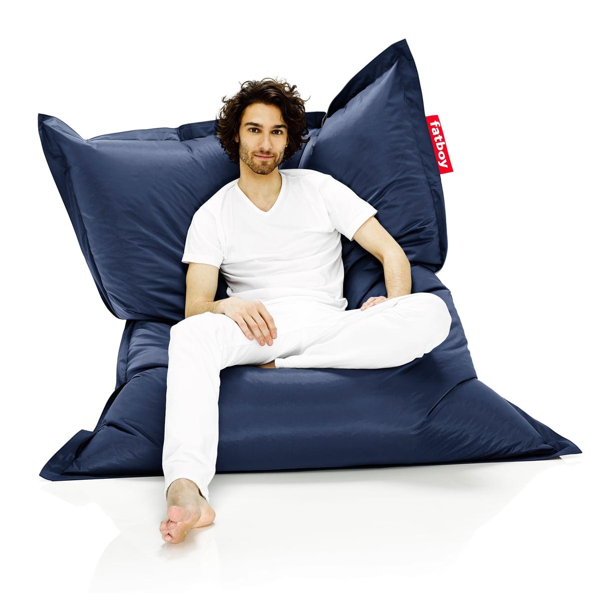 buy the fatboy original beanbag online shop. Black Bedroom Furniture Sets. Home Design Ideas