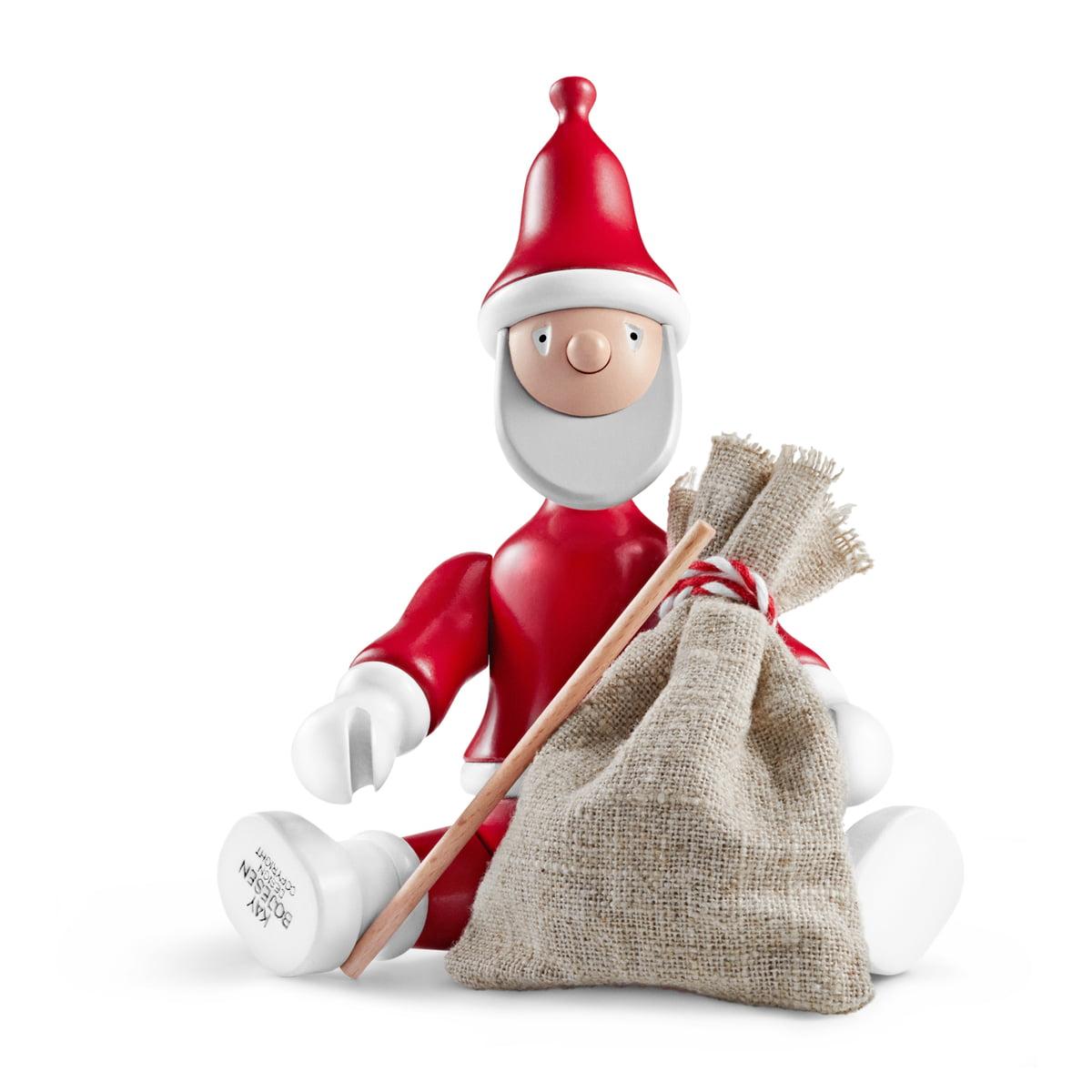 the kay bojesen santa claus