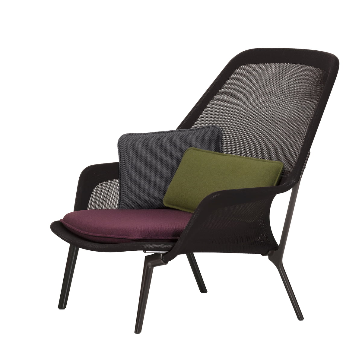 Slow Chair Amp Ottoman Vitra Shop