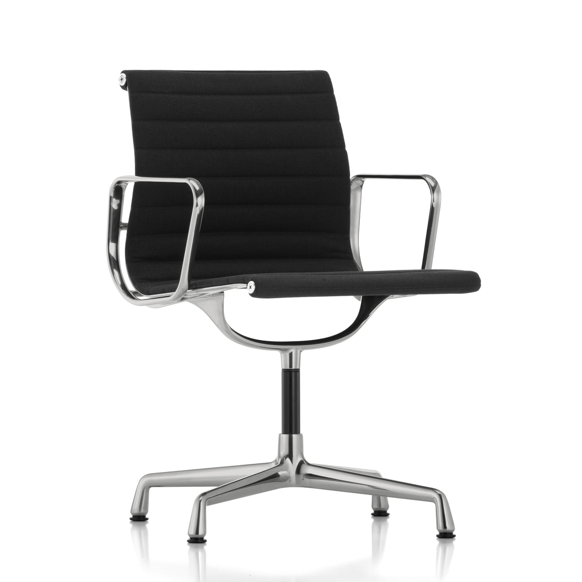 Aluminium group ea 104 swivel chair by vitra for Vitra ea 108 replica