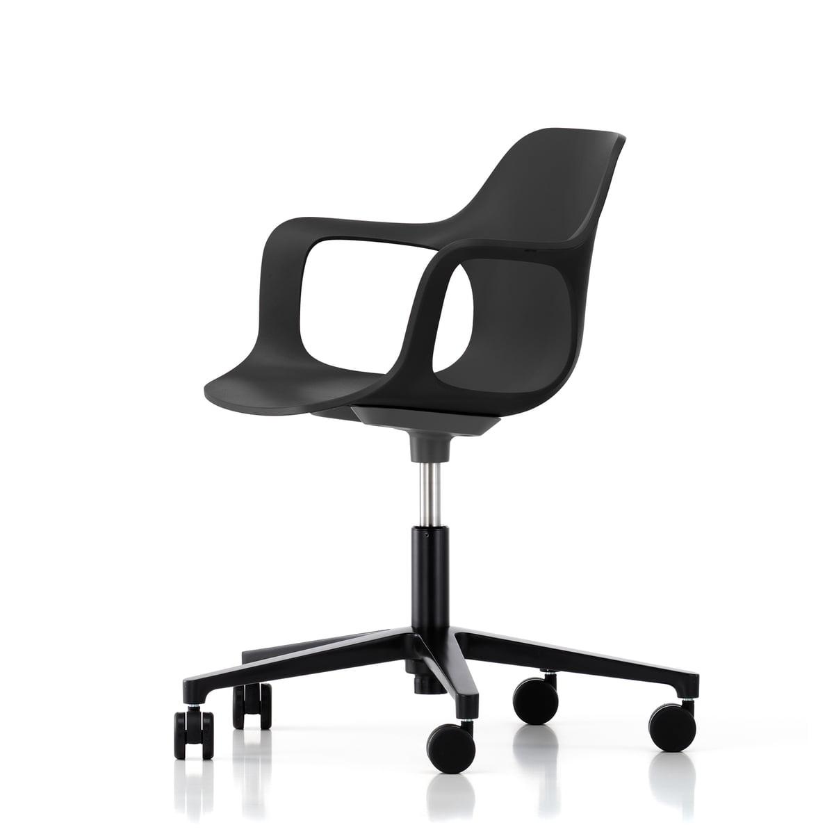 Hal Studio Office Swivel Chair By Vitra