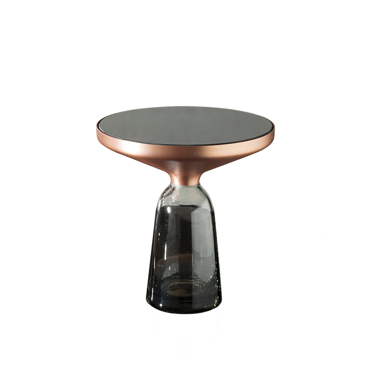 bell side table miniature by classicon. Black Bedroom Furniture Sets. Home Design Ideas