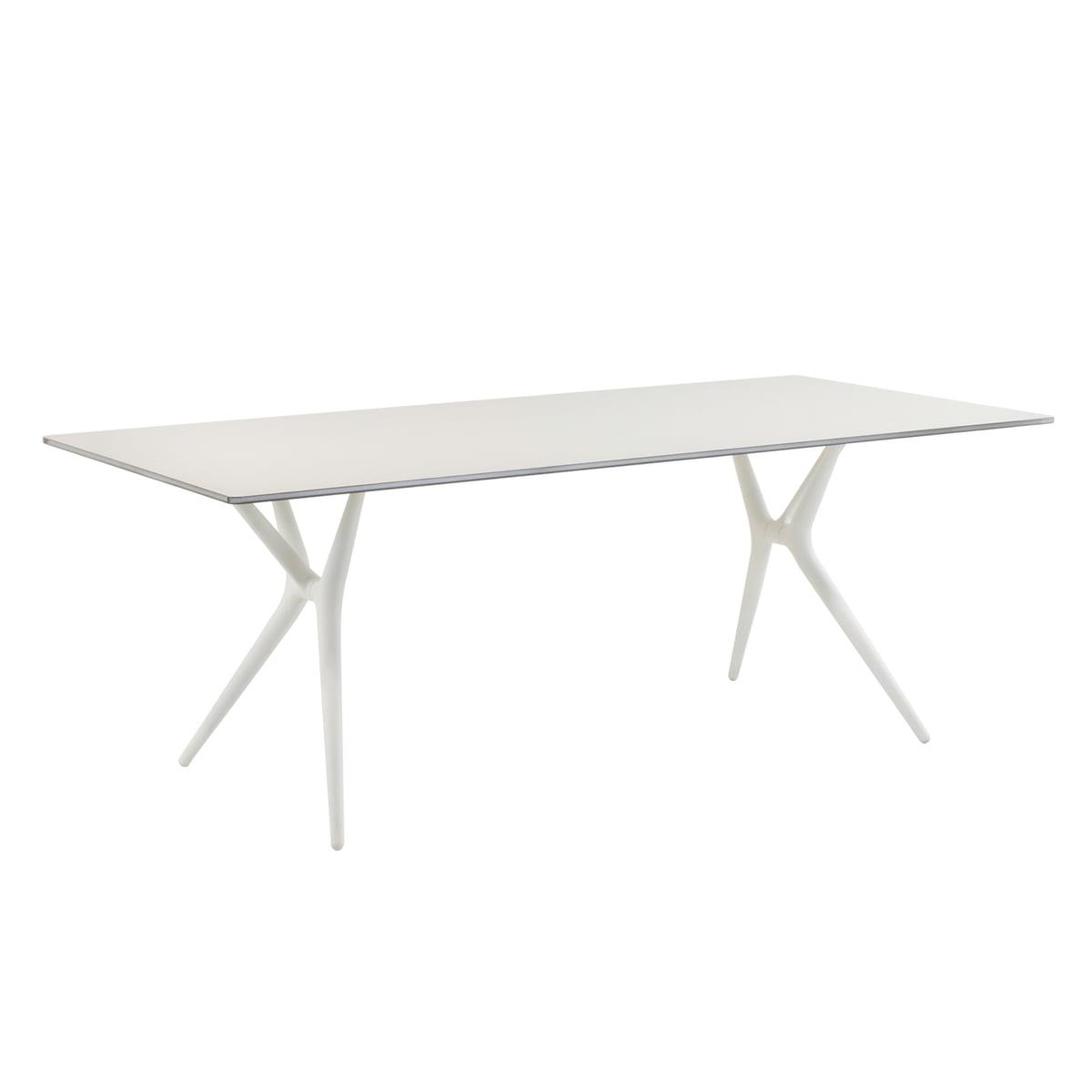 kartell table. Black Bedroom Furniture Sets. Home Design Ideas