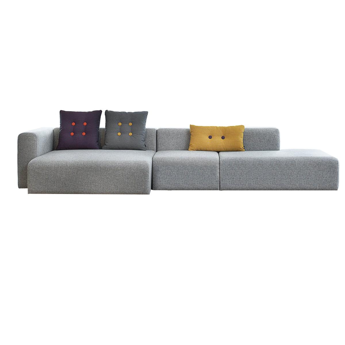 hay dot cushion 46 x 60 cm steelcut trio. Black Bedroom Furniture Sets. Home Design Ideas