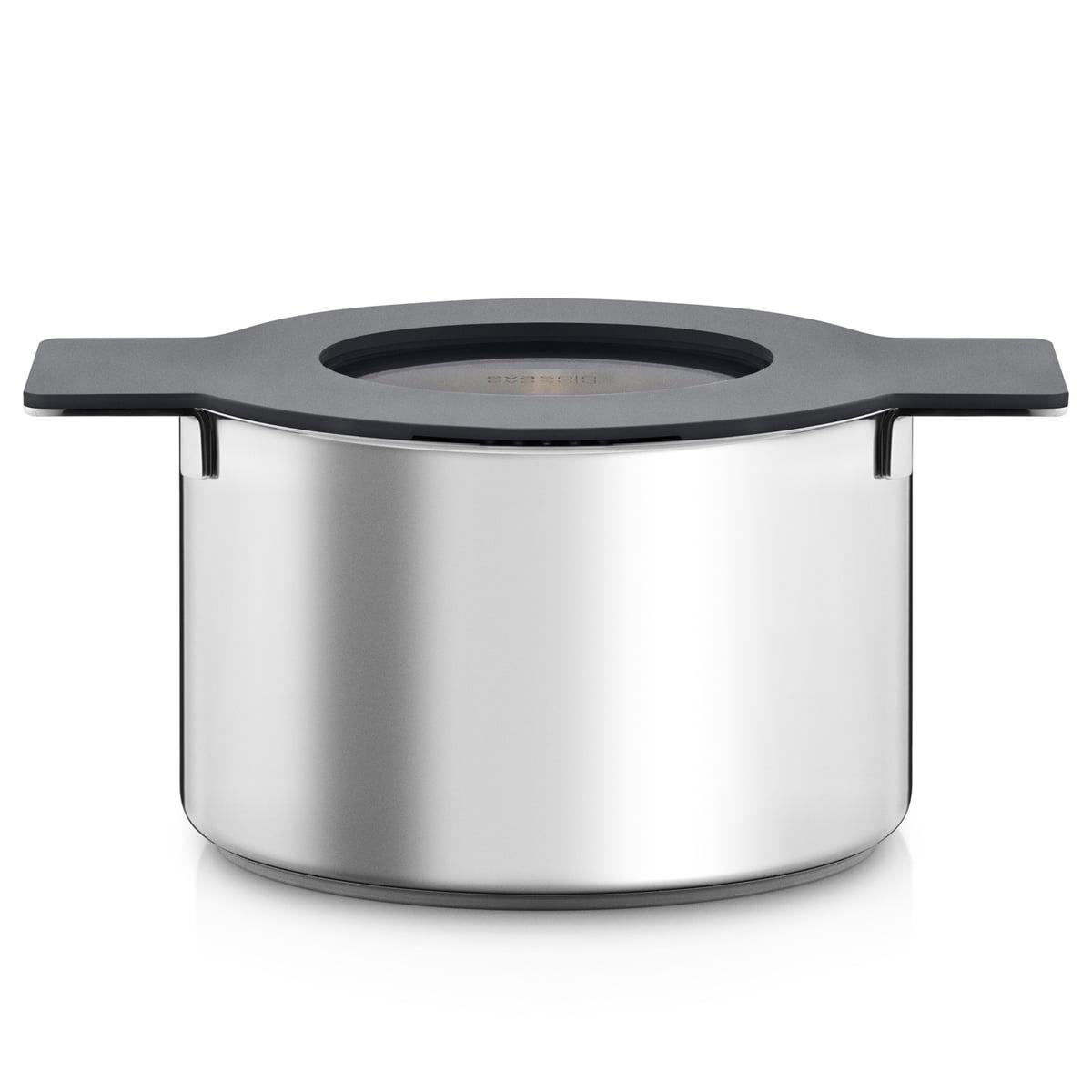 eva solo gravity pot in the home design shop. Black Bedroom Furniture Sets. Home Design Ideas