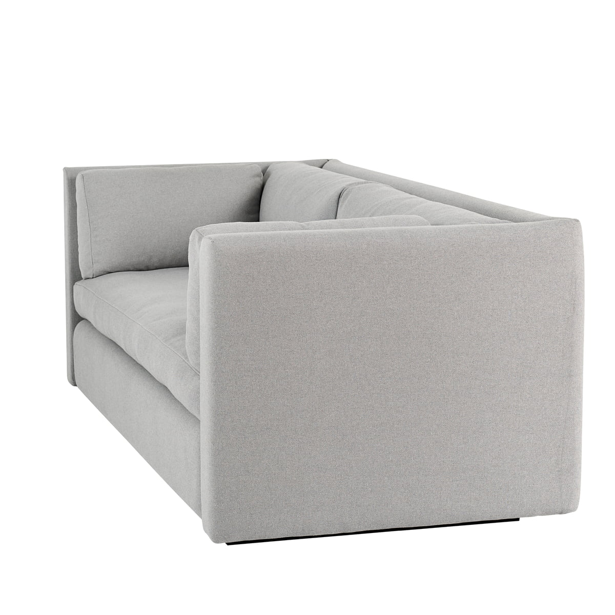 Hay   Hackney Sofa, 2 Seater, Scomo Light Grey