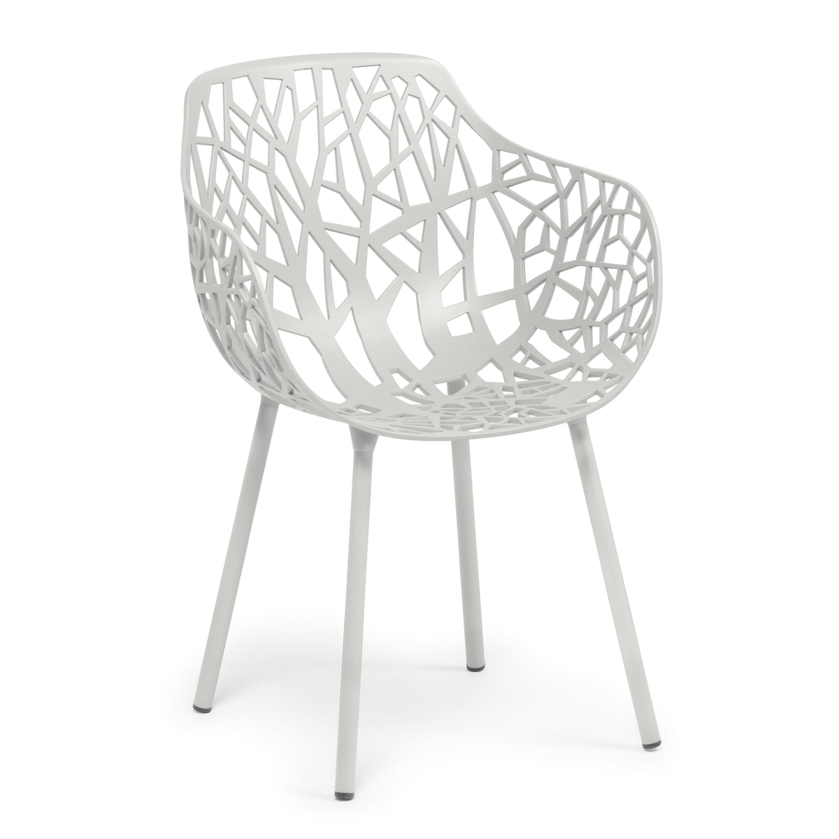 Forest outdoor armchair fast shop for Design stuhl nachbau