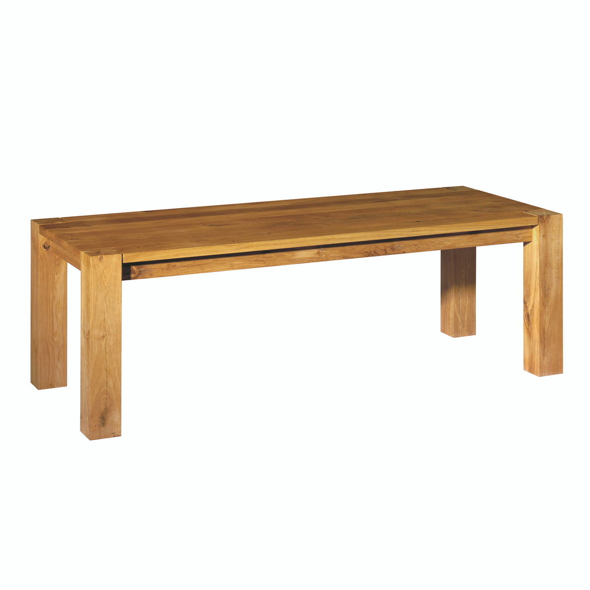 Solid wooden Bigfoot table by e15 in our shop