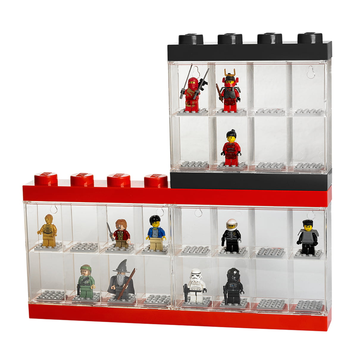 lego storage box minifigure display case. Black Bedroom Furniture Sets. Home Design Ideas