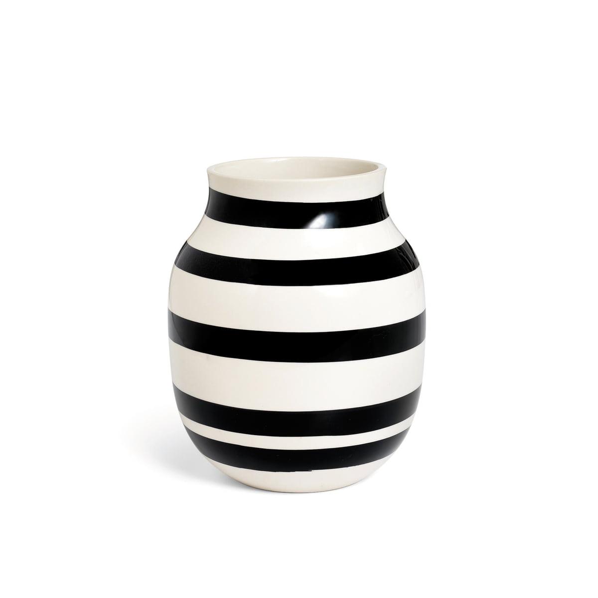 the omaggio vase h20 cm by k hler design in the shop